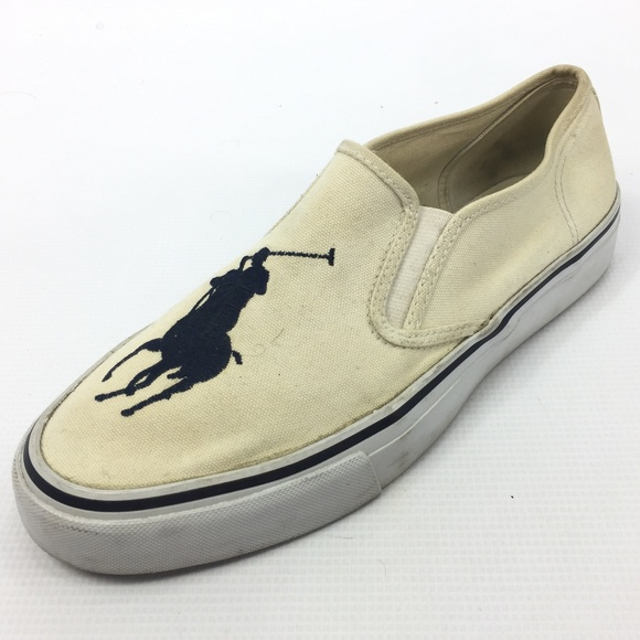pony slip on shoes ralph lauren trainers